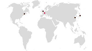 GMG Standortkarte