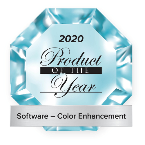 Printing United Product of the Year Logo